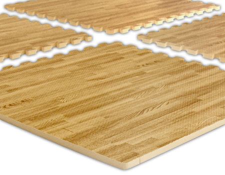 aerobic mats flooring